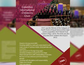 #48 for Design a Classy Professional-Looking Flyer for the Premier American choir by shafikshaon1