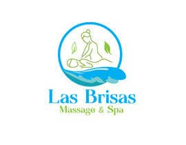 #3 for Design a logo for Las Brisas Massage and Spa by electrotecha