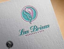 #17 for Design a logo for Las Brisas Massage and Spa by Hernali