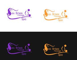 #8 for Design a logo for Las Brisas Massage and Spa by jahangirsujon977