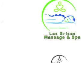 #10 for Design a logo for Las Brisas Massage and Spa by OscarAFranco