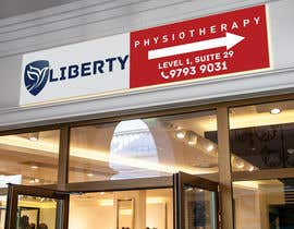 #62 for Design a Lightbox sign for our physiotherapy clinic by WillPower3