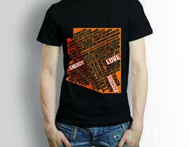 #39 for Cool Tshirt design, two sided by edgarmx
