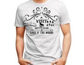 #47 for Vintage travel tshirt design by Sajedaakter
