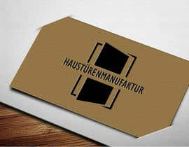 "#8 for Design a Logo for my company ""DEUTSCHE HAUSTÜRENMANUFAKTUR"" by Jhoandri"