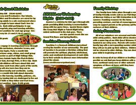 #7 for Design a Brochure KIds by mypartyfull
