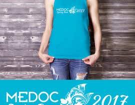 #31 for Medoc Race T-Shirt - Tweak Existing Logo by makaryo