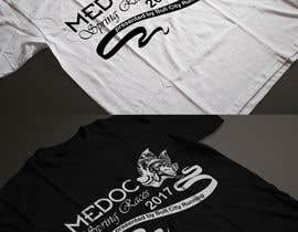 #48 for Medoc Race T-Shirt - Tweak Existing Logo by Exer1976
