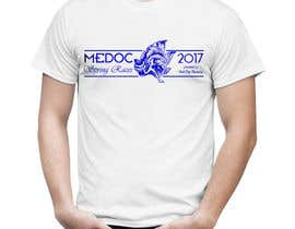 #67 for Medoc Race T-Shirt - Tweak Existing Logo by azshuvo4747
