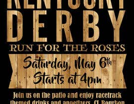 #7 for 11x17 Graphic for Kentucky Derby Party by felixdidiw