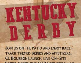 #2 for 11x17 Graphic for Kentucky Derby Party by Alanvduy
