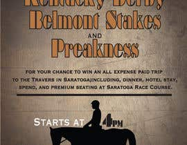 #8 for 11x17 Graphic for Kentucky Derby Party by besheaw