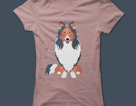 #119 for Design an awesome stylised Dog T-shirt by Sakib659