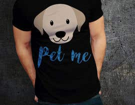 #12 for Design an awesome stylised Dog T-shirt by TheRalo