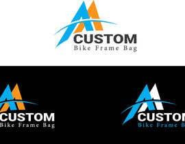 #36 for Design a Logo for an Innovative Custom Bike Frame Bag Company by Tahmim