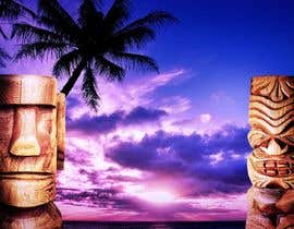 #7 for Design a large high quality Tiki Poster by freeland972