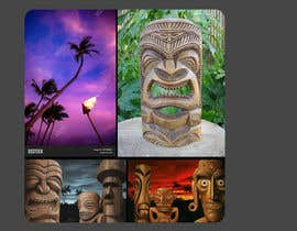 #1 for Design a large high quality Tiki Poster by Tanvir473