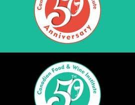 #2 for Design a Logo for 50th Anniversary Event by AhmadBinNasir
