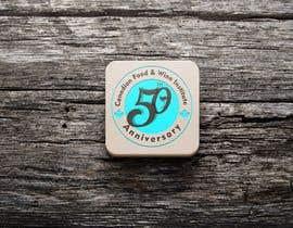 #18 for Design a Logo for 50th Anniversary Event by AhmadBinNasir