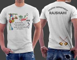 #31 for Design a T-Shirt (Urgent) by Billah1