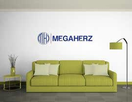 #80 for MHZ Company logo designe by SHOBNOMMONI