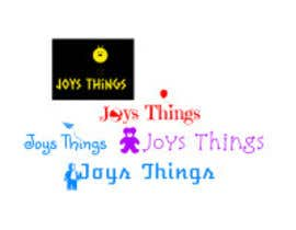 """#80 for Design a Logo for """"Joys Things"""" brand by e1sales"""