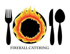 #3 for Fireball Catering Logo by Codeville