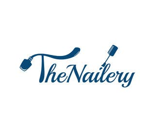 #22 for Design a Clone Logo for a Mobile Nails Truck (The Nailery) by DesignShuvro