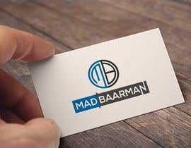 #62 for Logo design for MadBaarman - an young creative video maker by Imam01