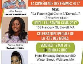 nº 1 pour Conference des Femmes 2017 par zinebzeno