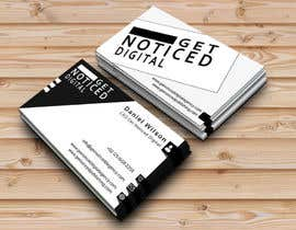 #156 for Design some Business Cards for Get Noticed by HAFIZ779