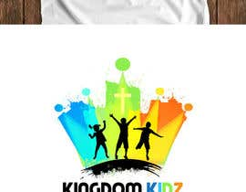 #5 for I need a logo for my church children's group called: Kingdom Kidz. by saseart