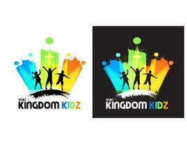 #20 for I need a logo for my church children's group called: Kingdom Kidz. by saseart