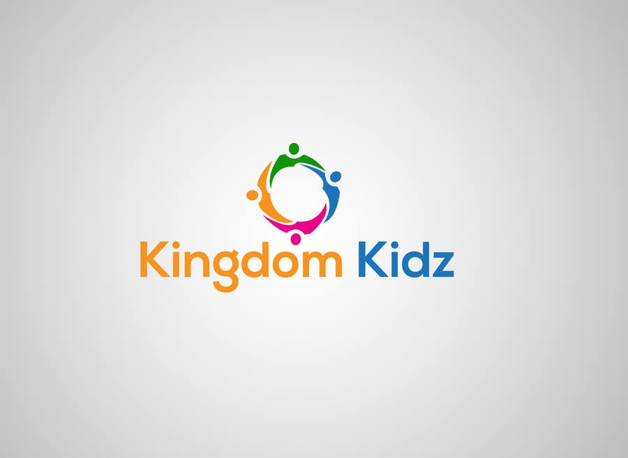 Contest Entry #16 for I need a logo for my church children's group called: Kingdom Kidz.