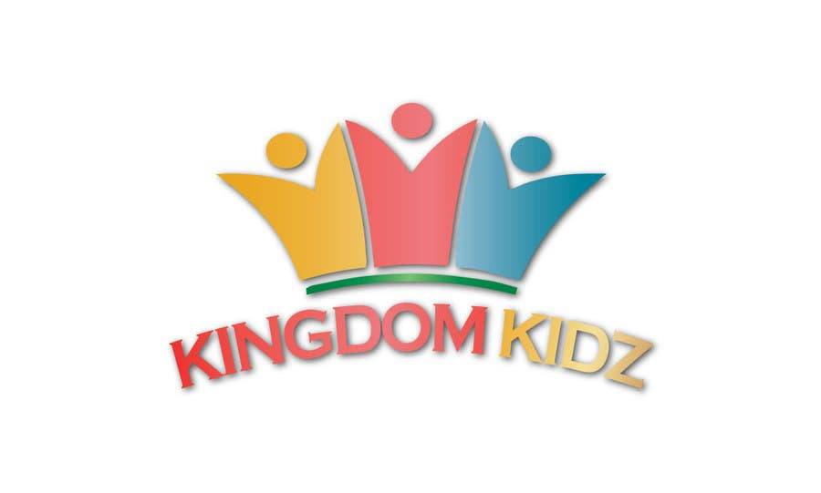 Contest Entry #12 for I need a logo for my church children's group called: Kingdom Kidz.