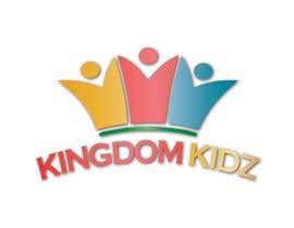 #12 for I need a logo for my church children's group called: Kingdom Kidz. by Mouneem