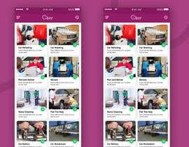 #27 for Design One App Screen by deditrihermanto