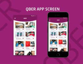 #56 for Design One App Screen by aparicit
