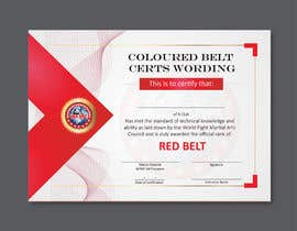 #25 for Design some Certificates by sevastitsavo