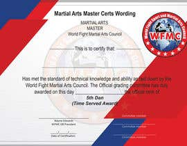 #29 for Design some Certificates by sevastitsavo