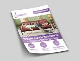 #55 for Create a flyer design for Lavanda by rizoanulislam