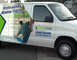 #60 for Vehicle Wrap for 2005 Ford E-150 Van by esatheboss