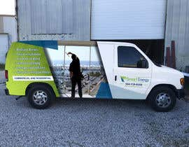 #15 for Vehicle Wrap for 2005 Ford E-150 Van by CGplus