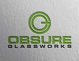 #66 for OBSURE GLASSWORKS LOGO by mindreader656871