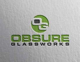 #67 for OBSURE GLASSWORKS LOGO by mindreader656871