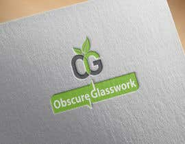 #103 for OBSURE GLASSWORKS LOGO by Azgaradiva