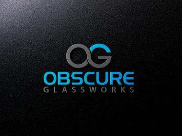 #49 for OBSURE GLASSWORKS LOGO by immuradahmed