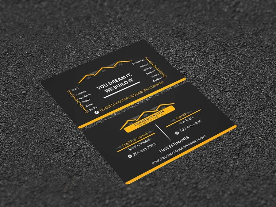 Contest Entry #96 for Design some Business Cards