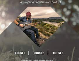 "#31 for Neck Of The Woods ""A Neighbourhood Sessions Festival"" by kimcuteching7671"