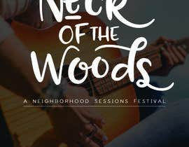 "#26 for Neck Of The Woods ""A Neighbourhood Sessions Festival"" by nikiramlogan"